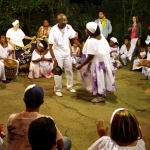Comunidade Jongo Dito Ribeiro, no Sesc Belenzinho