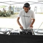 DJ Captain Wander, no Sesc Jundiaí