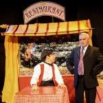 Seres de Luz Teatro e Leris Colombaioni, no Sesc Pinheiros