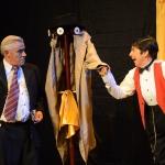 Seres de Luz Teatro e Leris Colombaioni, no Sesc Bauru