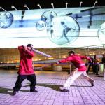 Batalha SwordPlay, no Sesc Osasco