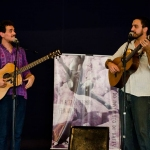 Duo Lucas Madi e Paulo Ohana, no Sesc Jundiaí