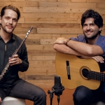 Duo Gabriel Rimoldi e Guilherme Lamas, no Sesc Jundiaí