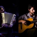 Duo Edu Guimarães e Gustavo de Medeiros, no Sesc Jundiaí
