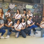 Rocket Dance Team, no Sesc Registro