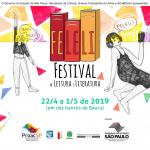 Chamamento para o Festival de Leitura e Literatura – FELELI 2019