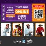 Veja o espetáculo online da Giralua!